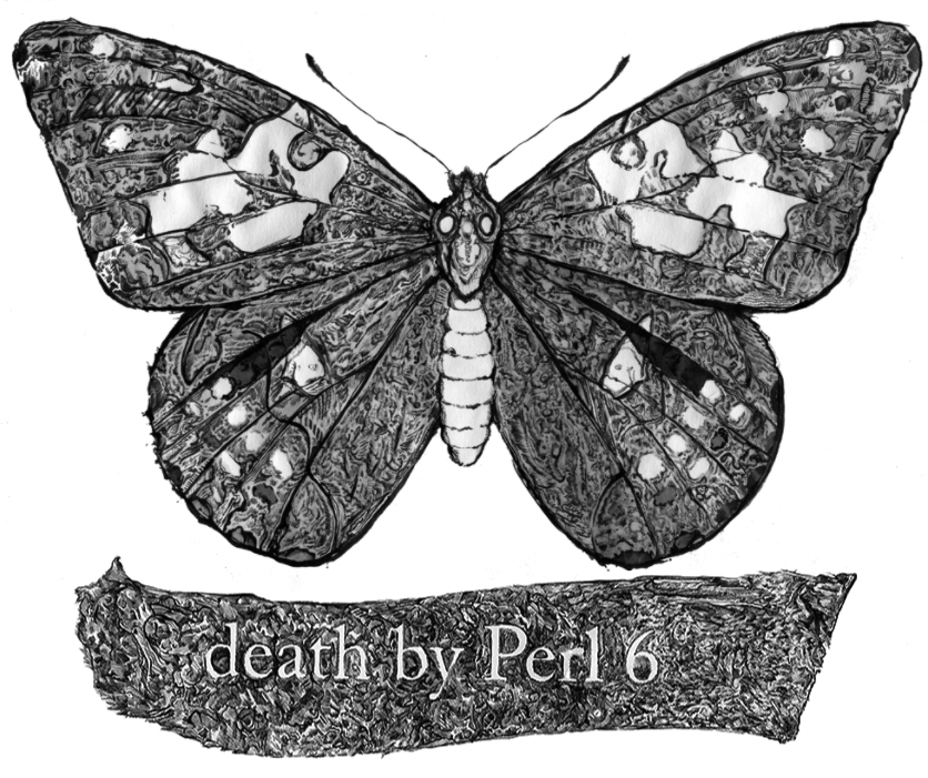 death by Perl 6